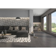 carrelage decor concept antracita 20x20