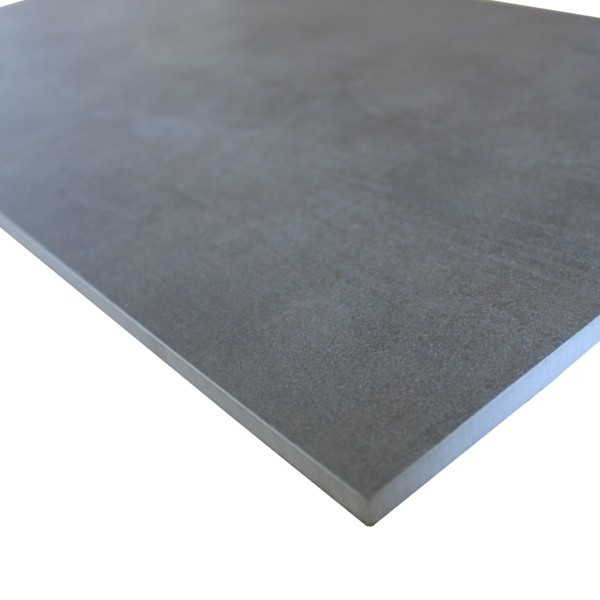 Carrelage b ton cir noir 30x60 carrelages for Carrelage beton cire