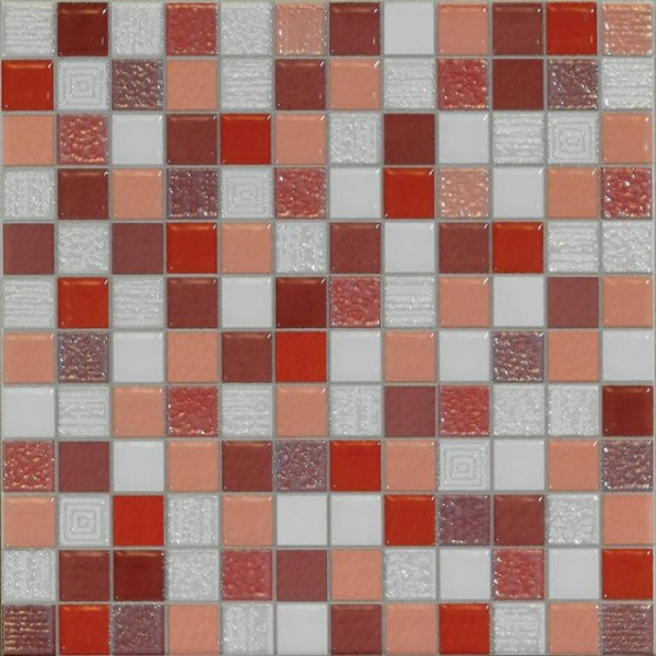 Carrelage mosaique roja 20x20cm carrelages for Mosaique carrelage
