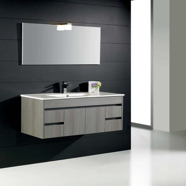 meuble de salle de bain nina 100 carrelages. Black Bedroom Furniture Sets. Home Design Ideas